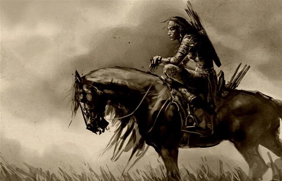 Картинки воинов кочевников, старушка смешные